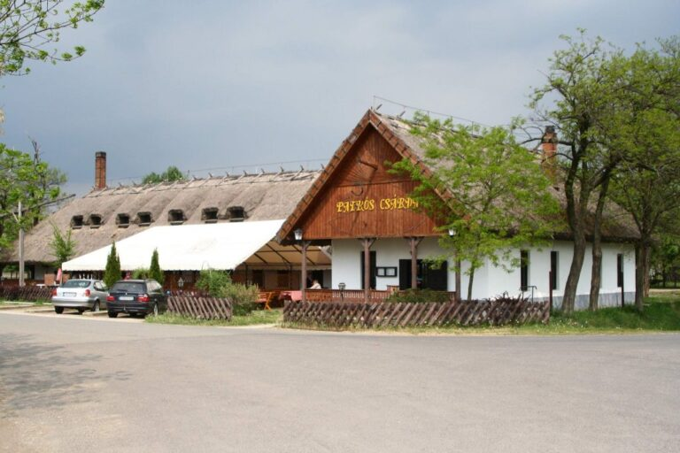 Patkós Motel Tiszafüred