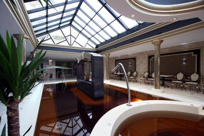 Luxus hotel magyarország