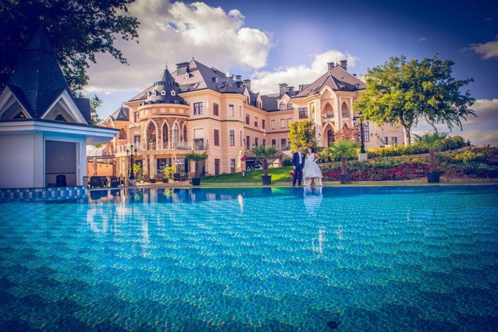 luxus szállás